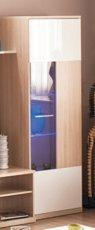 Витрина 1-дверная Хельсинки