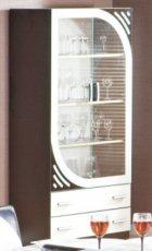 Витрина 2-дверная Мирина