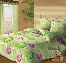 Двухспальный комплект постельного белья Жардин