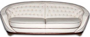 Кожаный диван Данте 2,5