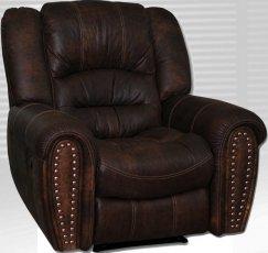 Кожаное кресло Манхетен