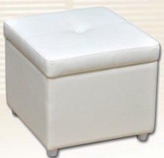 Пуф Лея с ящиком для белья