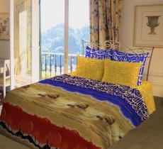 Семейный комплект постельного белья Восточная сказка