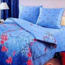 Семейный комплект постельного белья Каприз