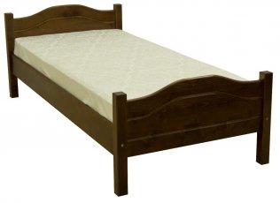 Кровать ЛК-128 - 80х190-200