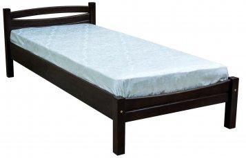 Кровать ЛК-129 - 90х190-200