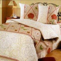 Семейный комплект постельного белья Тассель