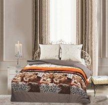 Полуторный комплект постельного белья Танзания
