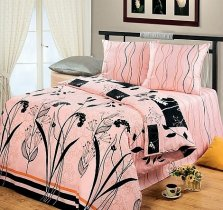 Двухспальный комплект постельного белья Лайда