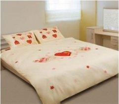 Полуторный комплект постельного белья Сoleen -624-Валентинка