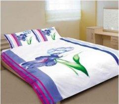 Полуторный комплект постельного белья Сoleen -623-Ірис