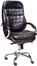 Кресло руководителя Valencia chrome мультиблок