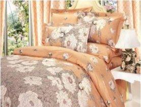 Двухспальный комплект постельного белья Сoleen -К008-Ностальгия