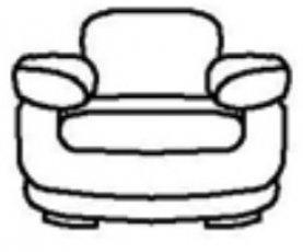 Кресло Тироло