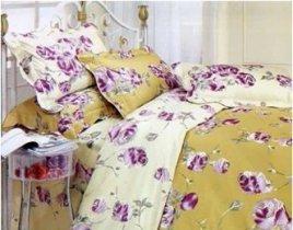 Евро комплект постельного белья Сoleen -К007-Винтаж