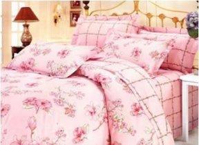 Семейный комплект постельного белья Сoleen -К002-Травень