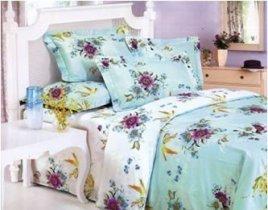 Семейный комплект постельного белья Сoleen -К004-Нежность