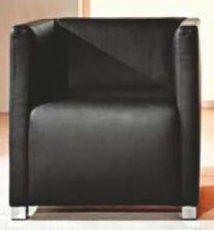 Кожаное кресло Бридж