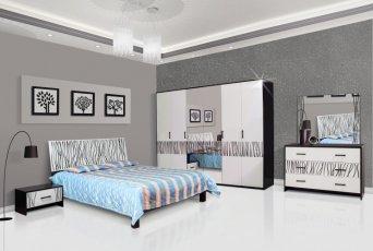 Модульная спальня Бася Нейла