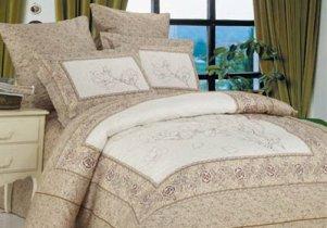 Двухспальный комплект постельного белья Wonderline -03WL