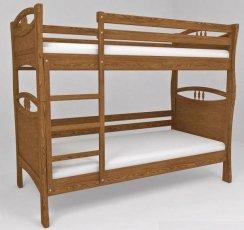 Двухъярусная кровать ТИС Трансформер 6 - 80x190см