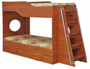 Двухъярусная кровать Тандем