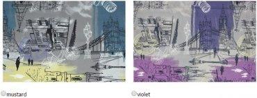 Жаккарды Акитекс Скетч (Sketch) ширина 140см - Распродажа остатков