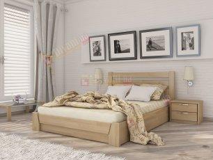 Кровать Селена - 140х200см - лак 102