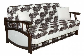 Диван Клео - спальное место на выбор от 110 до 120см