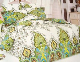 Семейный комплект постельного белья Wonderline -10WL