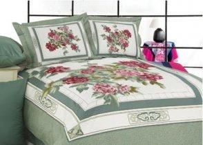 Семейный комплект постельного белья Wonderline -11WL