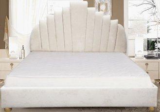 Кровать Ким Камелия 160x200см