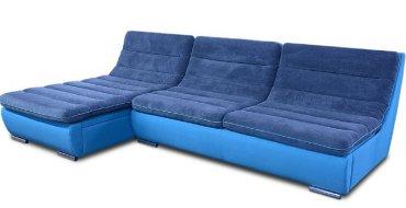 Кожаный угловой диван Каллипсо