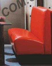 Кожное кресло Комо