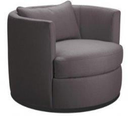 Кожаное кресло Поло