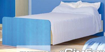 Кровать 900 Симба
