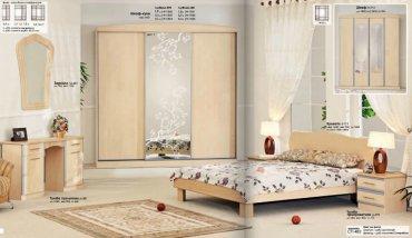 Спальня Софт (СП-482) Комфорт Мебель