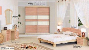 Спальня Софт (СП-483) Комфорт Мебель
