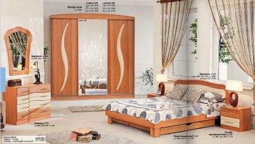 Спальня Классика (СП 515) Комфорт Мебель