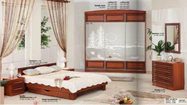 Спальня Классика (СП 517) Комфорт Мебель