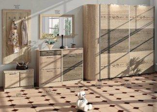 Прихожая Европейская (ВТ -3901) Комфорт Мебель