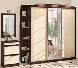 Прихожая Софт (ВТ-3905) Комфорт Мебель