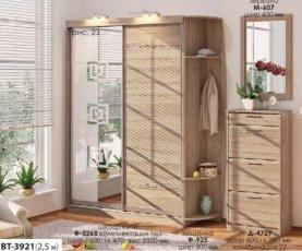 Прихожая Софт (ВТ-3921) Комфорт Мебель