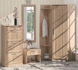 Прихожая Сопрано (ВТ-3984) Комфорт Мебель