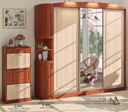 Прихожая Сопрано (ВТ-3990) Комфорт Мебель
