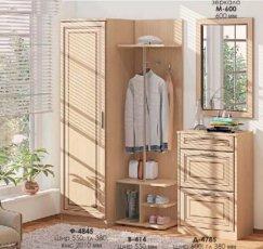 Прихожая Премиум (ВТ-4025) Комфорт Мебель