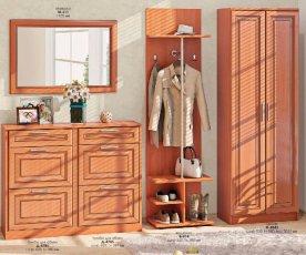 Прихожая Премиум (ВТ-4027) Комфорт Мебель
