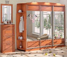 Прихожая Премиум (ВТ-4028) Комфорт Мебель