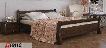 Двуспальная кровать Венгер Диана - 200x140см