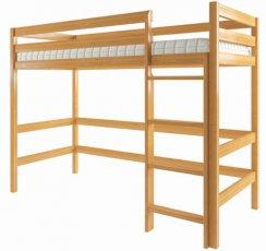 Двухъярусная кровать-чердак Венгер Эко 190x80см